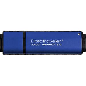 Data Traveler Vault Privacy 3.0 8 Go Bleu
