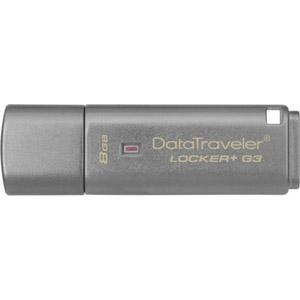 DataTraveler Locker+ G3 8 Go