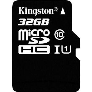photo 32Go microSD Class 10 UHS-I