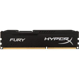 photo HyperX FURY Black 8GB 1333MHz DDR3 CL9