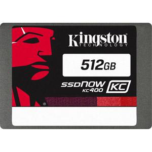 photo SSDNow KC400 512Go SATA 6Gb/s