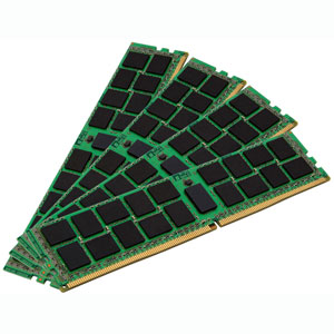 photo 64Go (4 x 16Go) 2400MHz DDR4 ECC CL17