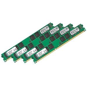 photo ValueRAM 4x8Go 1333MHz DDR3 CL9