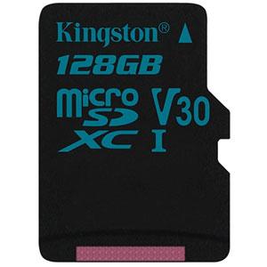 Canvas Go! microSD UHS-I U3 - 128Go