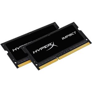 photo HyperX Impact Black 2x8Go DDR3L 2133MHz CL11