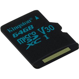 Canvas Go! microSDXC UHS-I U3 - 64Go