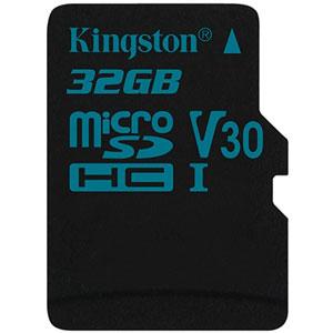 Canvas Go! microSDHC UHS-I U3 - 32Go