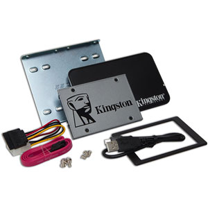SSDNow UV500 Upgrade Kit - 240 Go