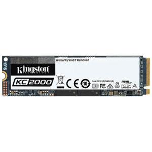 photo KC2000 M.2 PCI-E 3.0 - 500Go