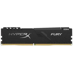 photo Fury DIMM DDR4 2666MHz CL16 - 32Go (2x16Go)