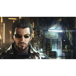 Deus Ex Mankind Divided Day One Ed. (Xbox One)