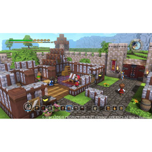 Dragon Quest Builders Day One Ed. (PS4)