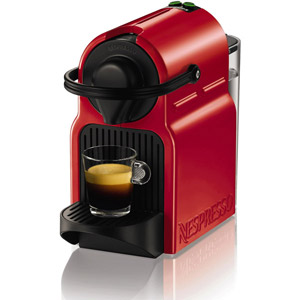 photo Nespresso Inissia Rouge YY1531FD