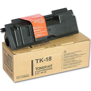 photo Toner Noir - TK18