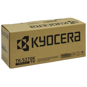 photo TK 5270K - Noir / 8000 pages