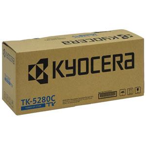 photo TK 5280C - Cyan / 11000 pages