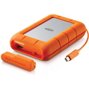 Rugged Thunderbolt/USB3.0 4To