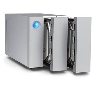 2big Thunderbolt2 / USB3.0 - 8To (2 x 4To)