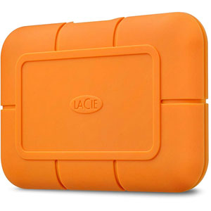 Rugged SSD - 500 Go/ Thunderbolt-USB