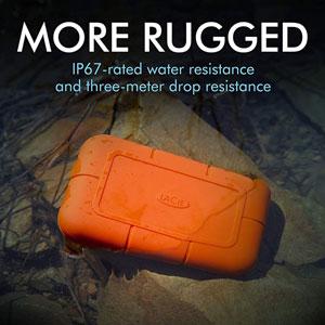Rugged SSD - 2To/Thunderbolt-USB