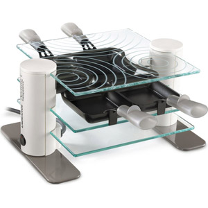 Raclette 4 Transparence - 009404