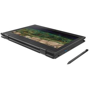 Yoga 500e Chromebook - Celeron / 32Go / Noir