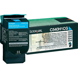 photo C540H1CG - Cyan / 2000 pages