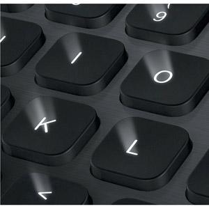 Illuminated Keyboard K810