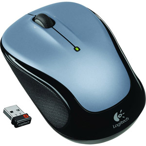 Wireless Mouse M325 Gris clair