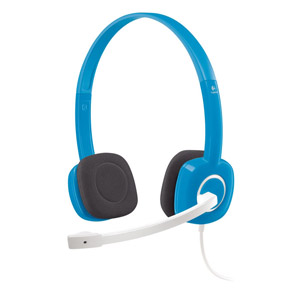Stereo Headset H150 Blueberry