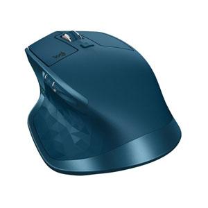 MX Master 2S - Bleu sarcelle
