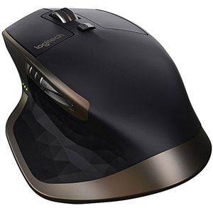 MX Master Wireless Mouse for Business - Meteorite