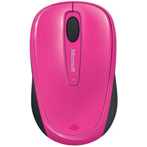 Wireless Mobile Mouse 3500 Rose