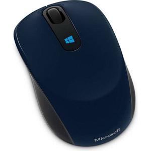 Sculpt Mobile Mouse Bleu