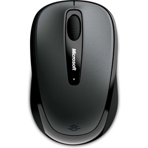 Wireless Mobile Mouse 3500 Gris