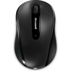 Wireless Mobile Mouse 4000 Graphite