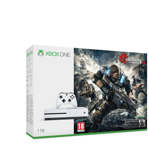 Xbox One S 1To + GOW 4