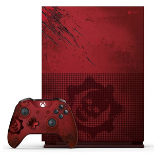 Xbox One S 2To + GOW 4 Edition Limitée
