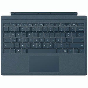 photo Surface Pro Signature Type Cover - Bleu