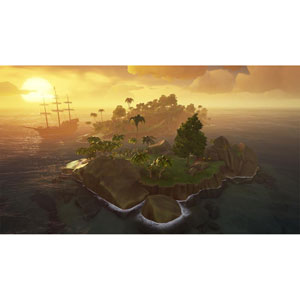 Xbox One S 1 To + Sea of Thieves