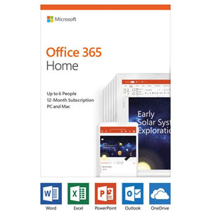 photo Office 365 Famille