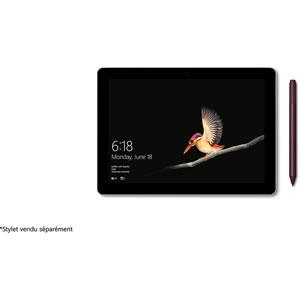 Surface Go - Pentium / 128Go / Argent / W10 Pro