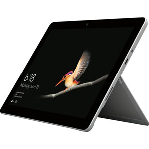 Surface Go - Pentium / 8Go / 128Go / 4G / Argent
