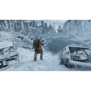Xbox One X 1To + Metro Exodus