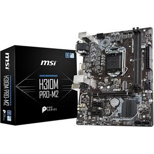 MSI MB H310M PRO-M2