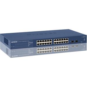 Smart Switch ProSafe GS724Tv4