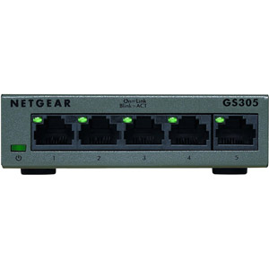 Switches Ethernet  - GS305