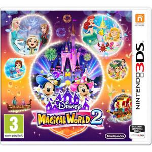 photo Disney Magical World 2 pour 3DS