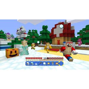 Minecraft pour Wii U