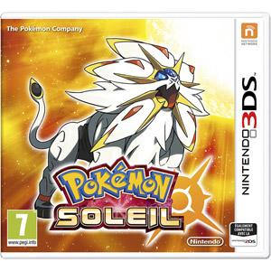photo Pokémon Soleil pour 3DS